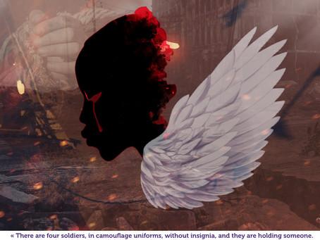 Humani-Story I L'Ange / The Angel I Texte de Sébastien Couturier co-écrit avec Hélène Ros