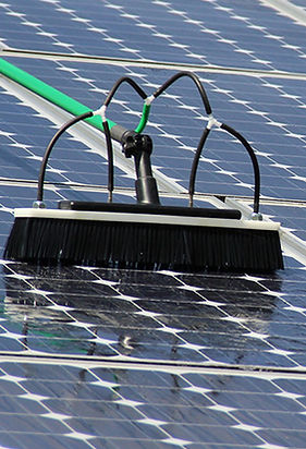 Pacific Su Tehnologies Solar Panl Cleaning