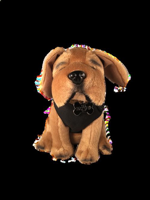 Bloodhound Stuffed Dog