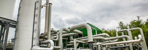 A view of the Pilsworth Liquid Air Energy Storage system (credit: Highview Power)