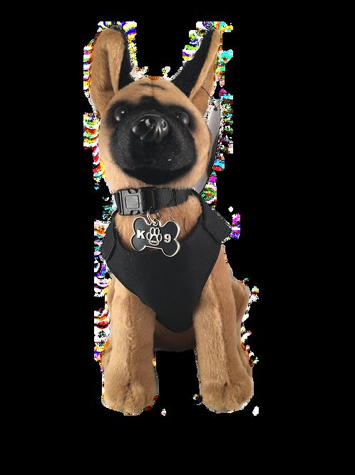 German Shepherd Stuffed Dog