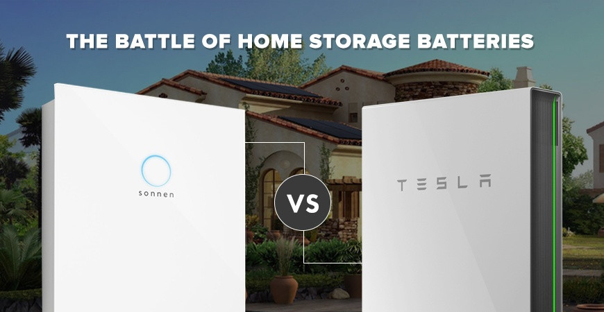 The Battle of Home Storage Batteries