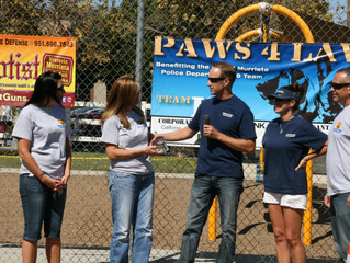 2nd Annual Paws4Law Fundraising Event