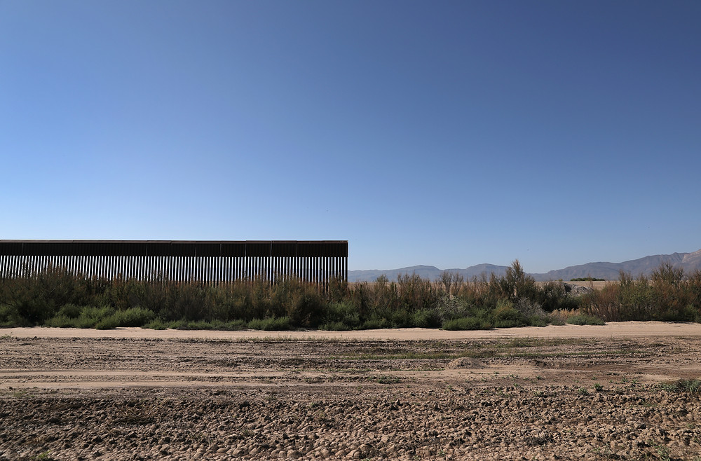 A border wall would be really, really expensive