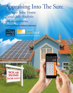 solar appraising for your home value