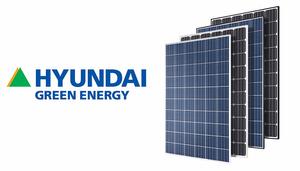 Hyundai Solar Panels