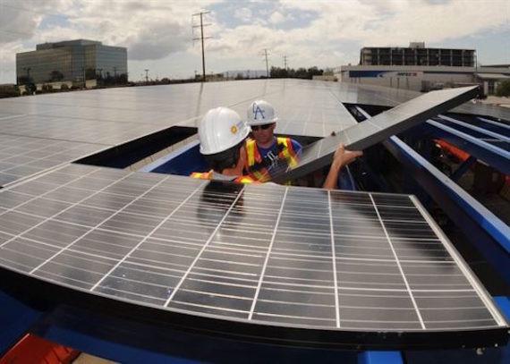 US Air Force Chooses Solar & Efficiency Upgrades In California