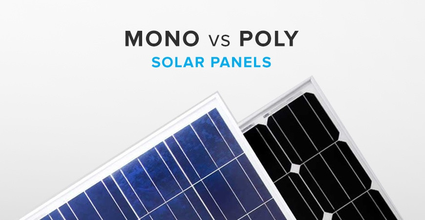 Mono vs Poly solar panel