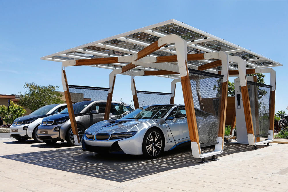 BMW Solar Carport