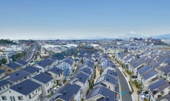 California City Wants New Homes To Have Rooftop Solar For Net-Zero Operation