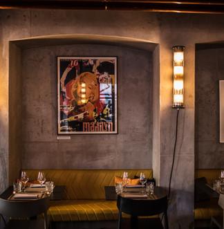 VanderLand is BACK ! - Restaurants