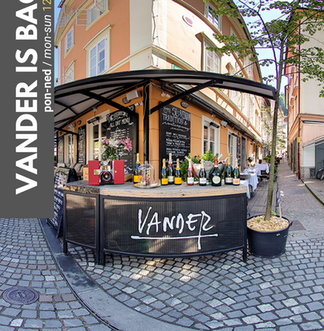 #VanderIsBack