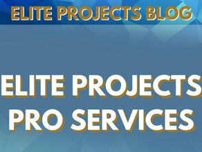 ELITE PROJECTS PRO SERVICES