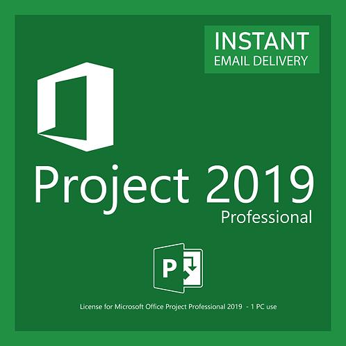 Project 2019 Pro