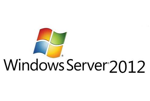 Windows Server 2012 Standard Selo - Novo FPP Perpetua