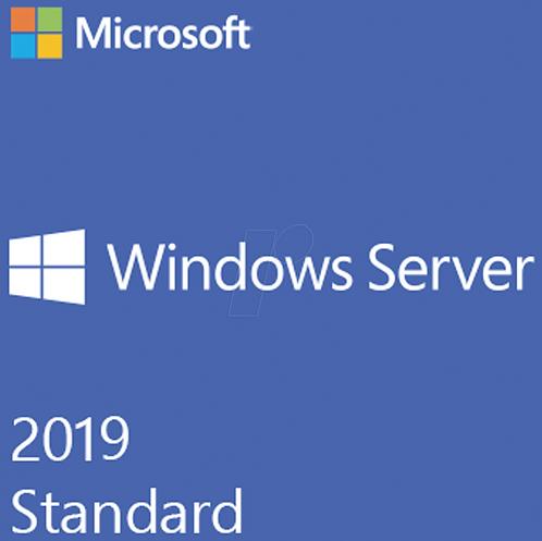 Licença Windows Server 2019 Standard Selo - Novo Perpetua