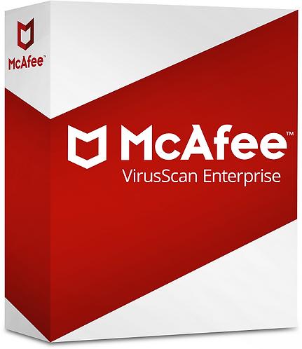 Licença Antivirus McAfee Enterprise - Perpetua