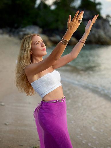 Anna Lucas Sacred Feminine Coach