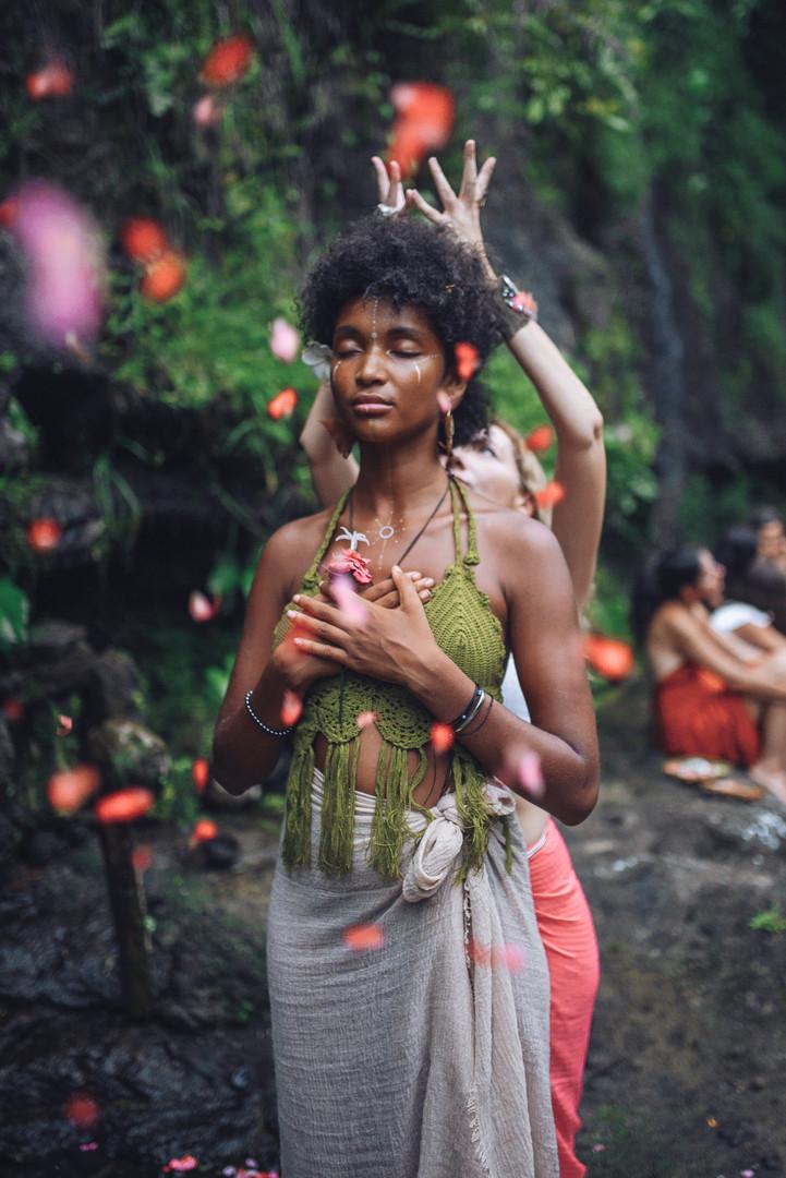 Sacred Feminine Ritual