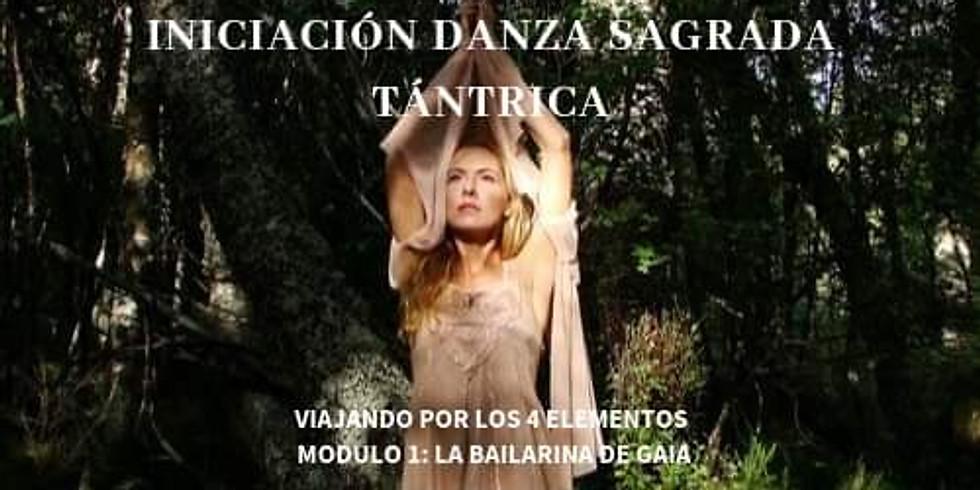 Iniciación a la Danza Sagrada Tántrica - Modulo1: La Bailarina de Gaia (1)