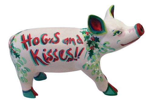 PP-D1417 - Hogs & Kisses mini pig