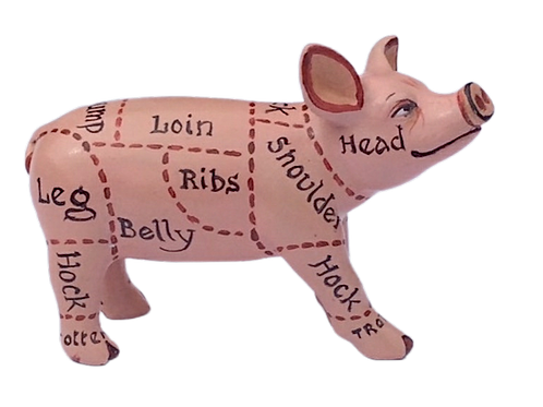 Butchers mini pig - PP-D1413
