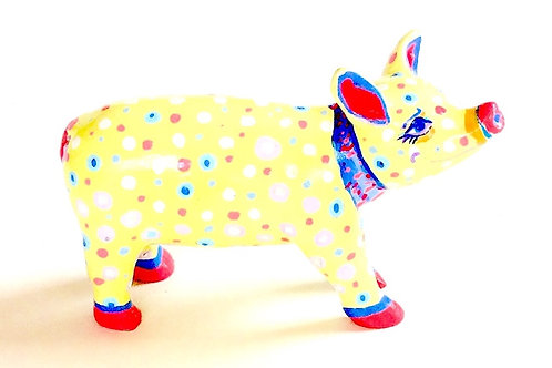 Spotty mini pig- PP-D1403