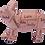 Thumbnail: Butchers mini pig - PP-D1413