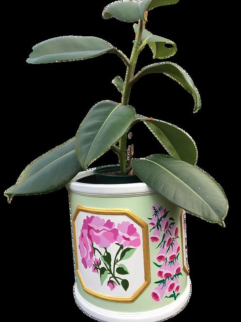 PP-R6010 Floral Large Pot planter