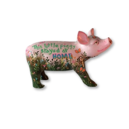This Little Piggy stayed at Home mini pig - PP-D1409