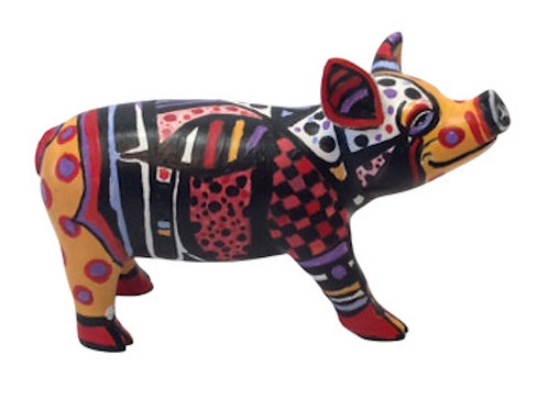 PP-D1419 - Art Deco mini pig