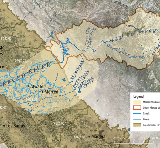 Merced Watershed