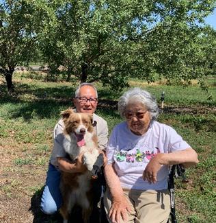 3 Generations at Nakashima Farms