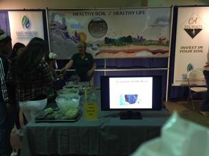 EMRCD soil health display