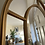 Thumbnail: Metal Arch Mirror in Gold