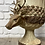 Thumbnail: Stag Urn Decoration.