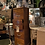 Thumbnail: Antique Filing Cabinet
