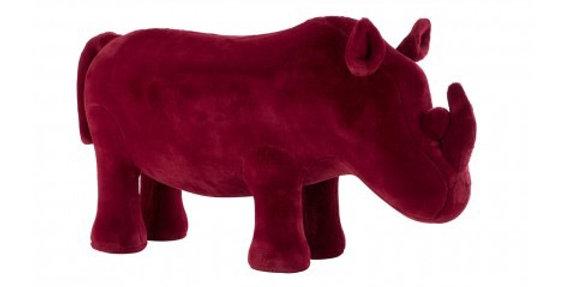 Kids Maroon Rhino Seat