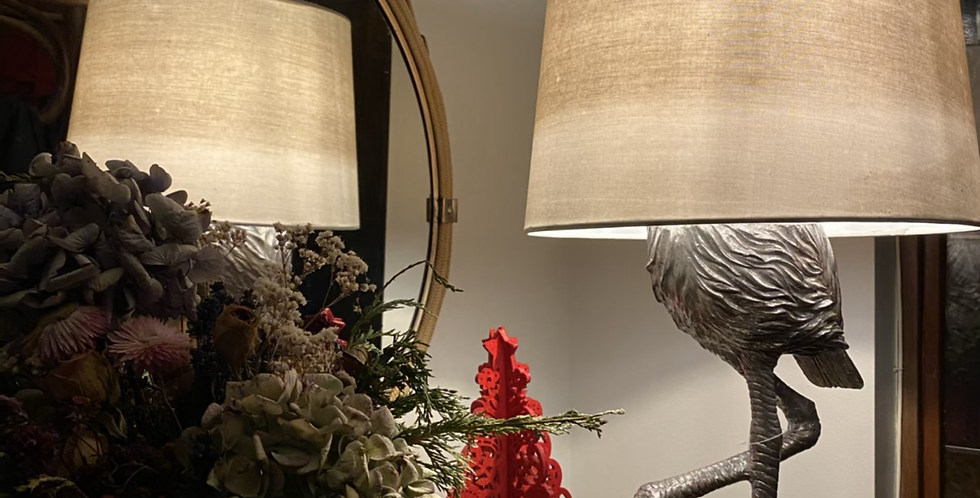 Flamingo Table Lamp.