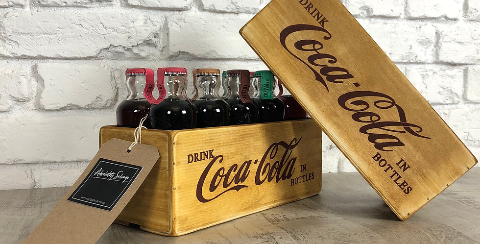 Coca~Cola Mini Crate