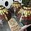 Thumbnail: Set of 3 Dragon Fly Tiffany Style Lamshapes