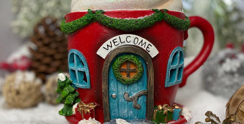 Christmas Hot Chocolate House