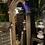 Thumbnail: Tall Wooden Arch Mirror