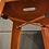 Thumbnail: Tolix Stool in Orange