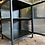 Thumbnail: Side Metal & Glass Cabinet