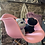 Thumbnail: Eames Rocking Chair in Pink