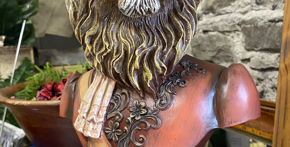 Gentry Lion Bust