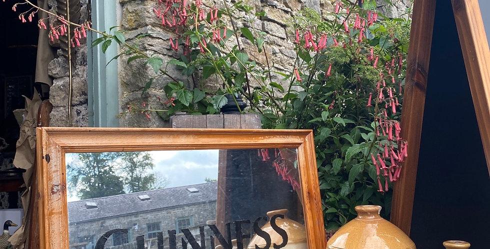 Guinness Branded Mirror