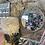 Thumbnail: Round Metal Mirror with  Rope Detail