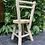 Thumbnail: Mini Teak Rustic Chair